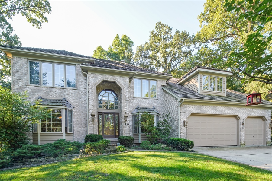 Real Estate Photography - 1278 Keim Trail, Bartlett, IL, 60103 - Front View