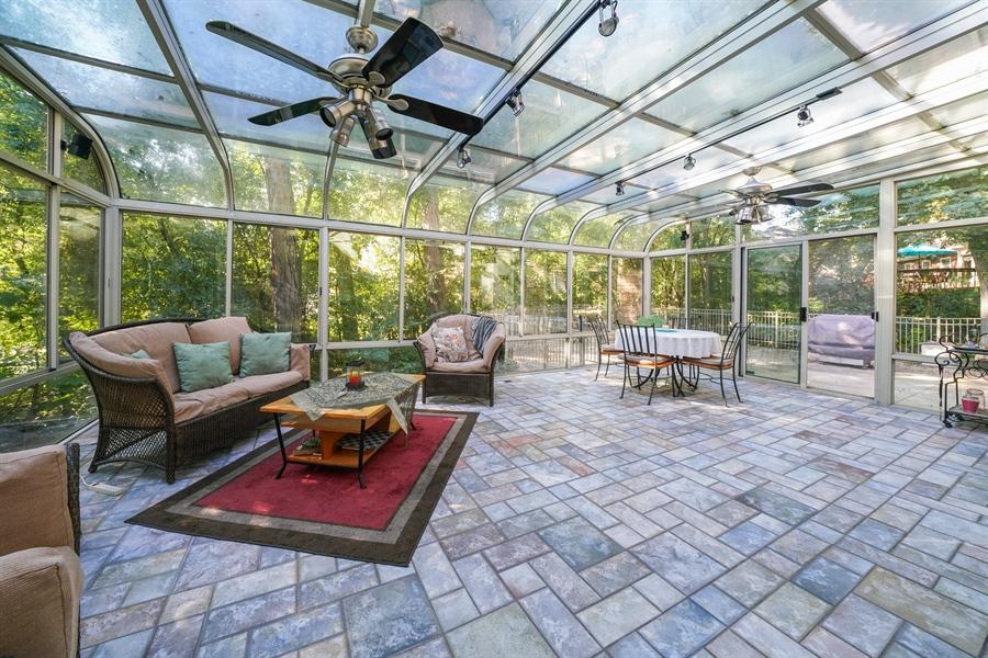 Real Estate Photography - 1278 Keim Trail, Bartlett, IL, 60103 - Four Season Solaruim