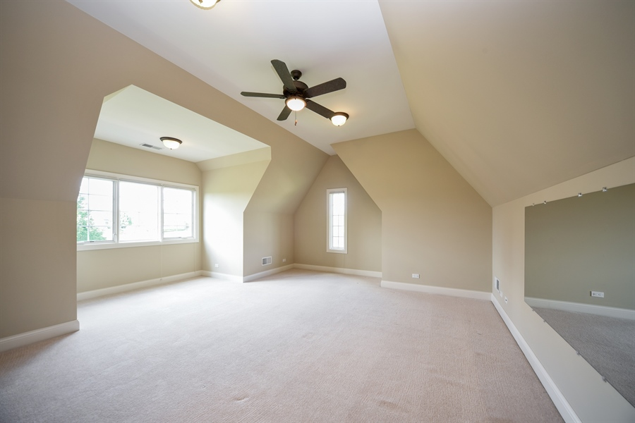 Real Estate Photography - 22220 N. PRAIRIE Lane, Kildeer, IL, 60047 - Bonus Room