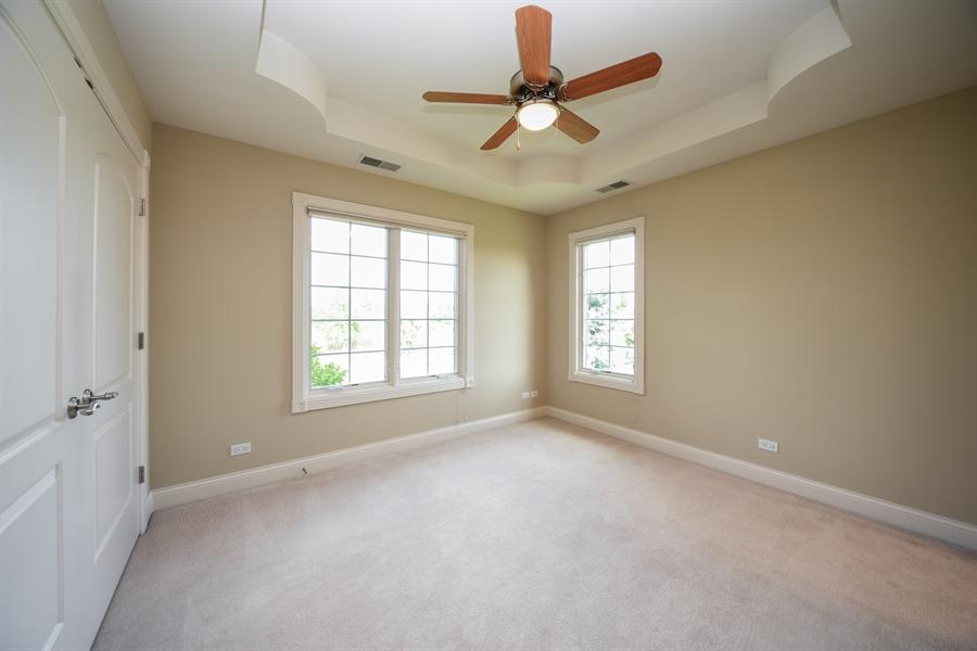 Real Estate Photography - 22220 N. PRAIRIE Lane, Kildeer, IL, 60047 - 4th Bedroom