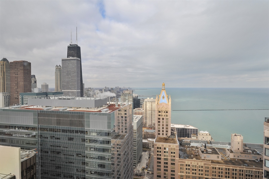 Real Estate Photography - 400 E Ohio, 4802, Chicago, IL, 60611 - View