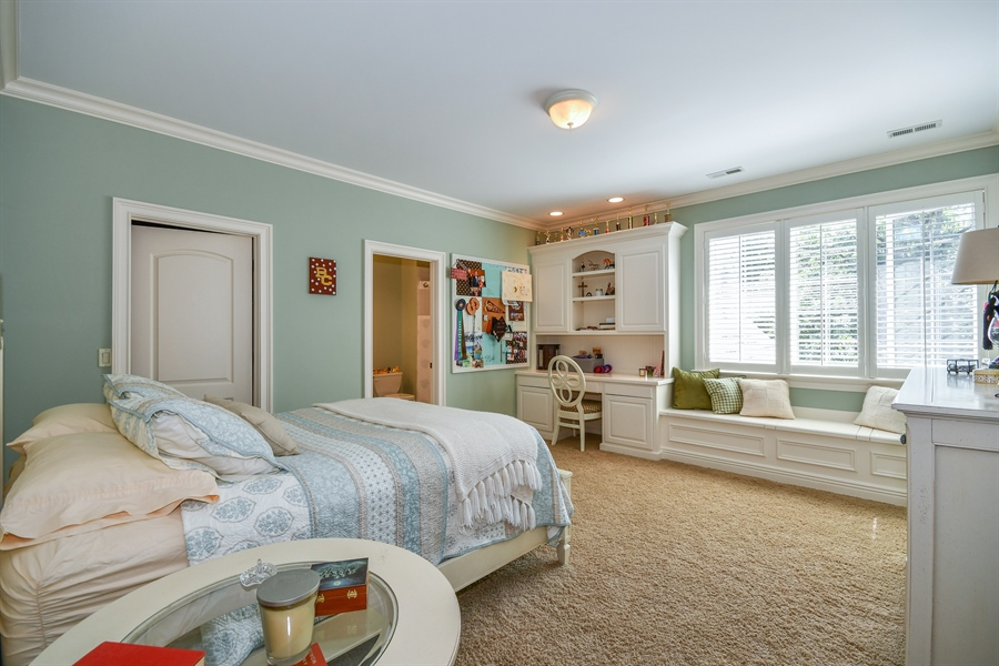 Real Estate Photography - 38W365 Heritage Oaks Drive, St. Charles, IL, 60175 - 2nd Bedroom