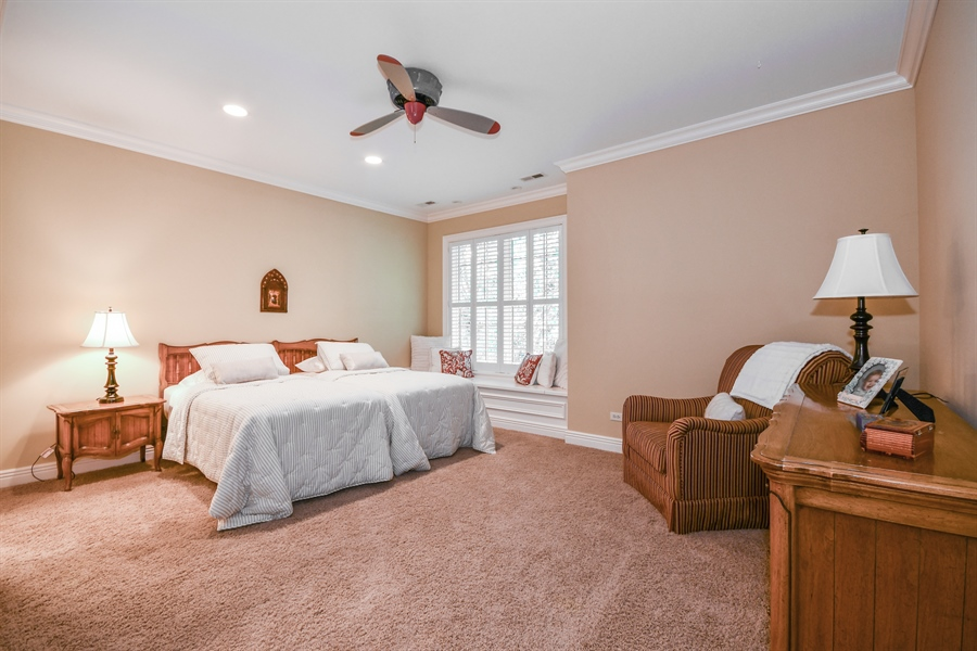 Real Estate Photography - 38W365 Heritage Oaks Drive, St. Charles, IL, 60175 - 3rd Bedroom