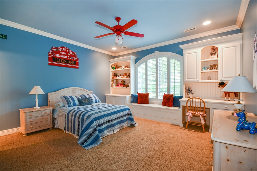 Real Estate Photography - 38W365 Heritage Oaks Drive, St. Charles, IL, 60175 - 4th Bedroom