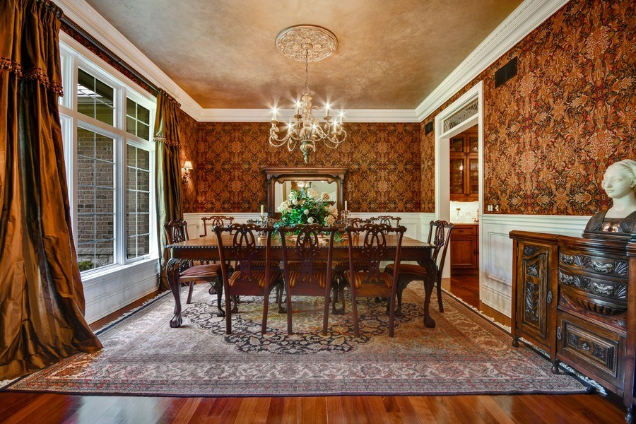 Real Estate Photography - 38W365 Heritage Oaks Drive, St. Charles, IL, 60175 - Dining Room
