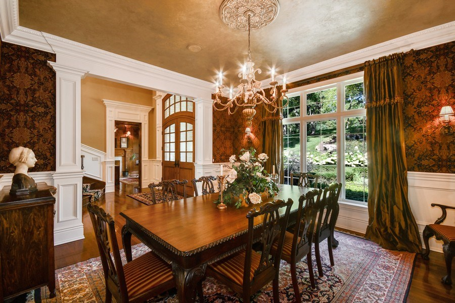 Real Estate Photography - 38W365 Heritage Oaks Drive, St. Charles, IL, 60175 - Dining Area