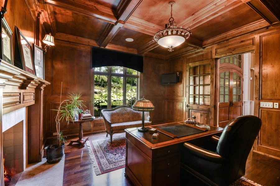 Real Estate Photography - 38W365 Heritage Oaks Drive, St. Charles, IL, 60175 - Den