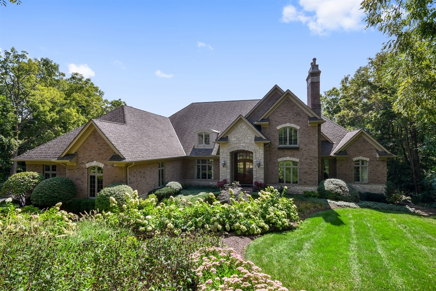 Real Estate Photography - 38W365 Heritage Oaks Drive, St. Charles, IL, 60175 - Front View