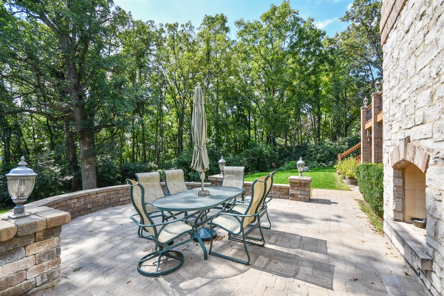 Real Estate Photography - 38W365 Heritage Oaks Drive, St. Charles, IL, 60175 - Patio
