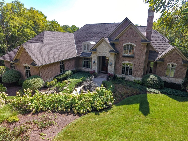 Real Estate Photography - 38W365 Heritage Oaks Drive, St. Charles, IL, 60175 - Front View 2