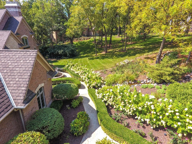 Real Estate Photography - 38W365 Heritage Oaks Drive, St. Charles, IL, 60175 - Waterfall/Pond 3
