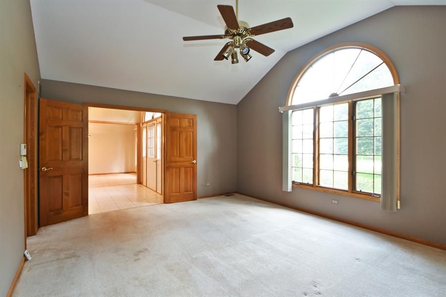 Real Estate Photography - 12303 Cashlenan Lane, New Lenox, IL, 60451 - Master Bedroom