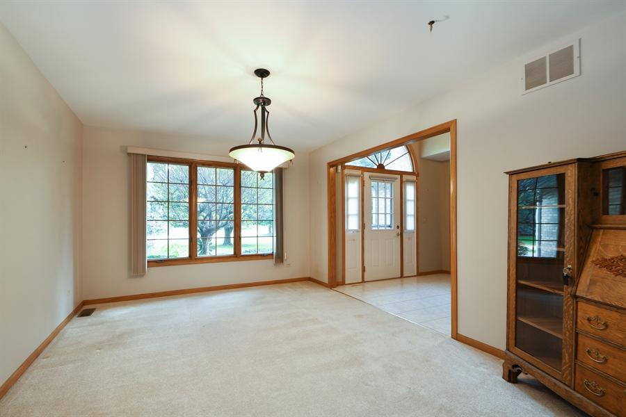 Real Estate Photography - 12303 Cashlenan Lane, New Lenox, IL, 60451 - Dining Room