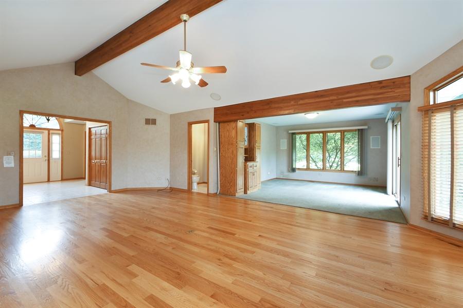 Real Estate Photography - 12303 Cashlenan Lane, New Lenox, IL, 60451 - Family Room