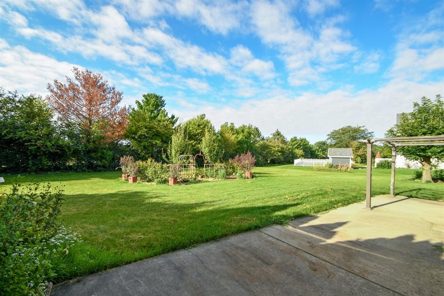 Real Estate Photography - 12303 Cashlenan Lane, New Lenox, IL, 60451 - Patio