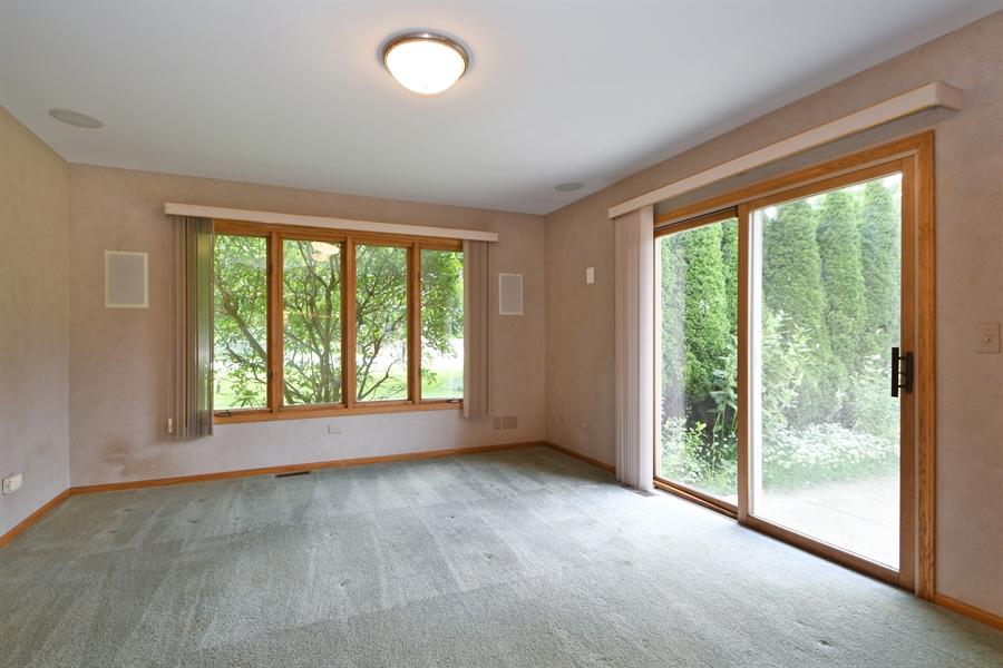 Real Estate Photography - 12303 Cashlenan Lane, New Lenox, IL, 60451 - Sun Room