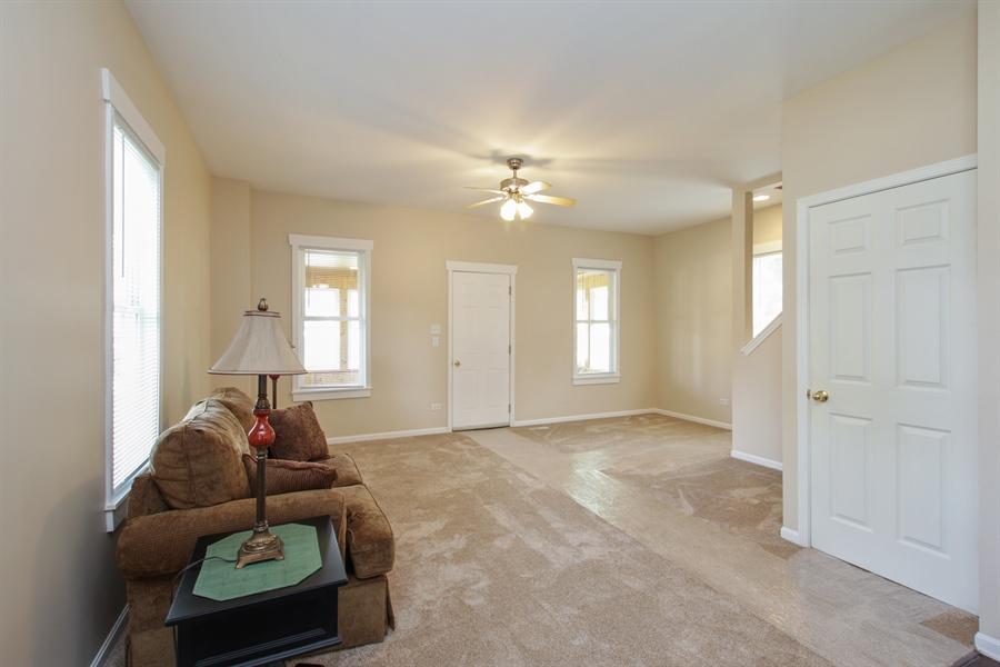 Real Estate Photography - 621 E. Jackson Street, Morris, IL, 60450 - Living Room