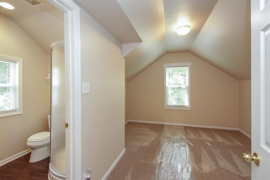 Real Estate Photography - 621 E. Jackson Street, Morris, IL, 60450 - Master Bedroom