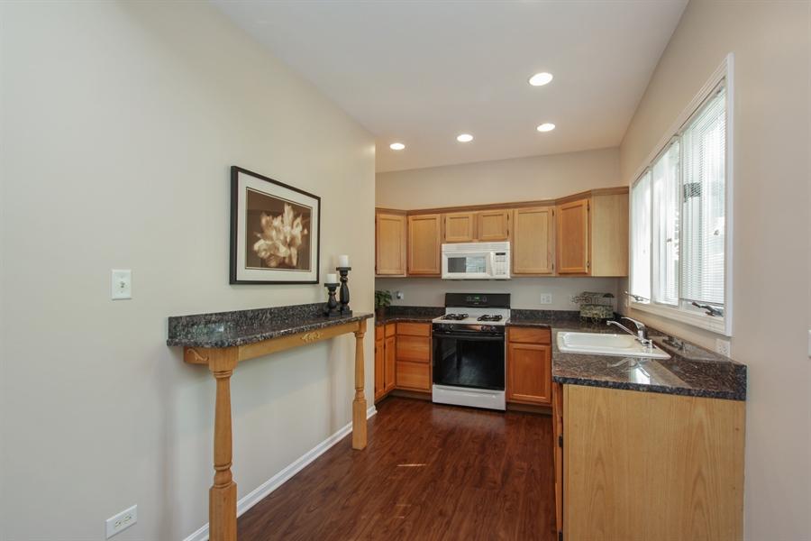 Real Estate Photography - 621 E. Jackson Street, Morris, IL, 60450 - Kitchen