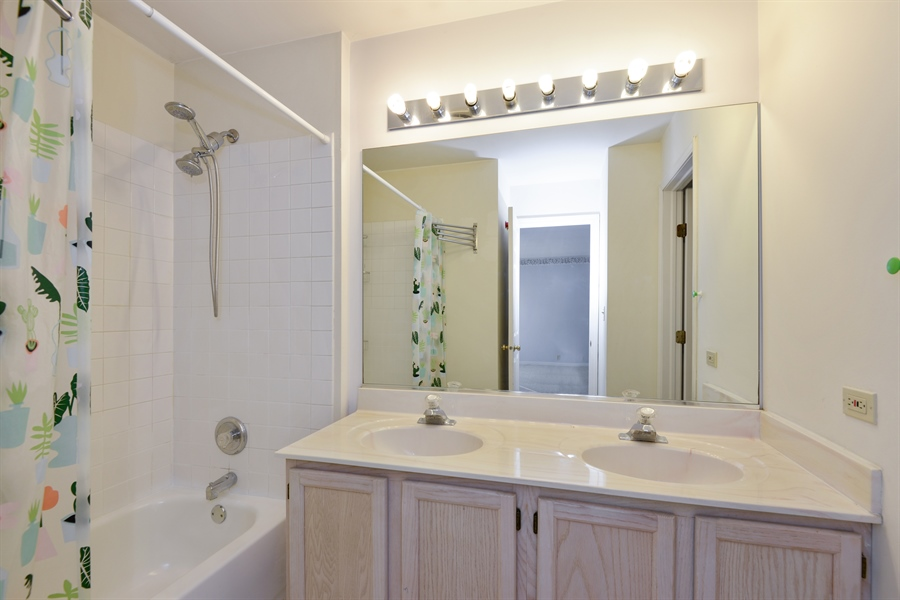 Real Estate Photography - 13259 W. Heiden Circle, Lake Bluff, IL, 60044 - Master Bathroom