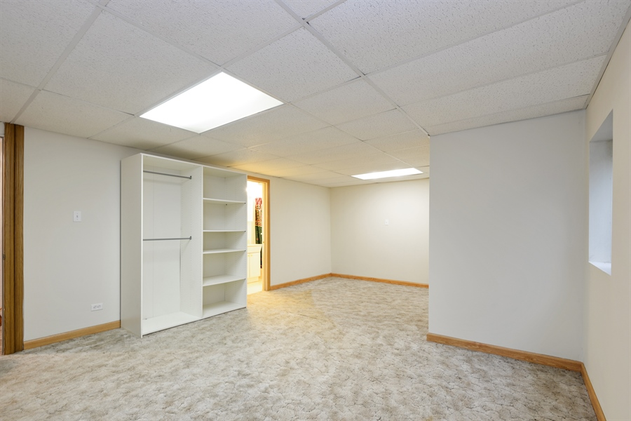 Real Estate Photography - 13259 W. Heiden Circle, Lake Bluff, IL, 60044 - Recreational Room