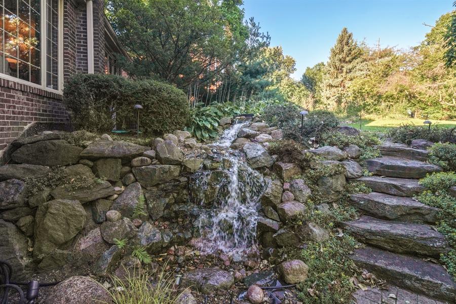 Real Estate Photography - 134 Saddle Brook Drive, Oak Brook, IL, 60523 - Back Yard