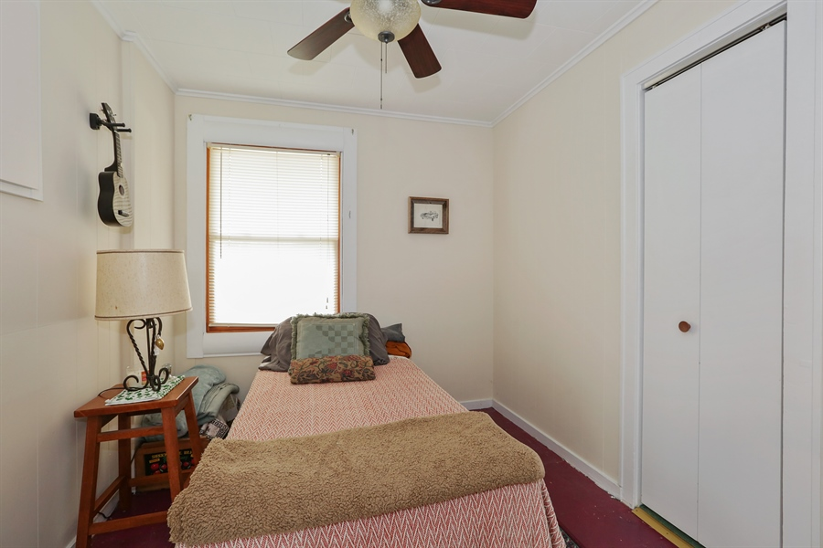 Real Estate Photography - 117 Grove Avenue, Fox River Grove, IL, 60021 - 2nd Bedroom