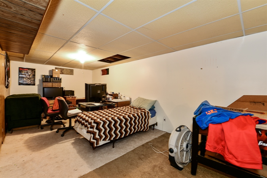Real Estate Photography - 105 E. 2nd Street, Genoa, IL, 60135 - Play / Recreational Room