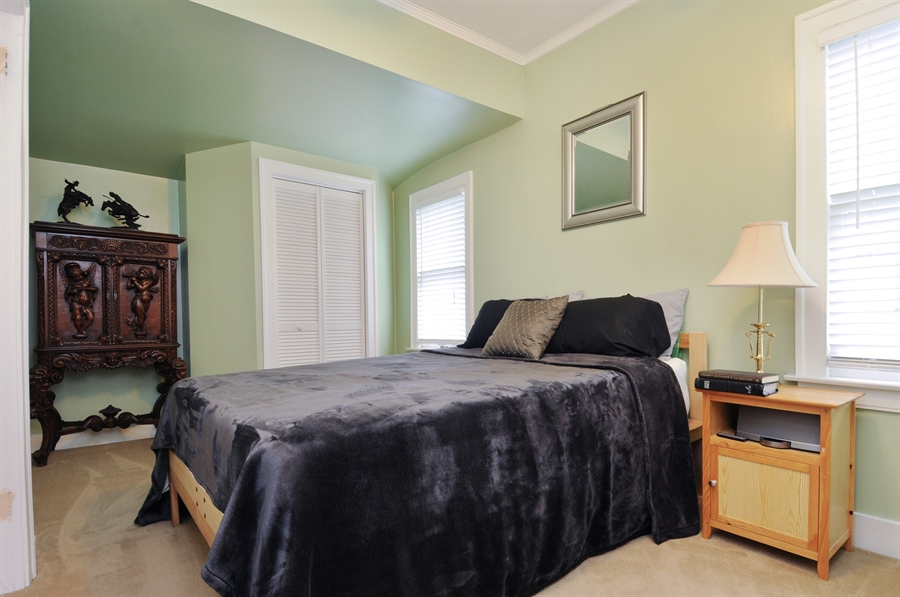 Real Estate Photography - 437 Carleton Avenue, Glen Ellyn, IL, 60137 - Master Bedroom
