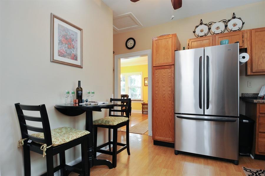 Real Estate Photography - 437 Carleton Avenue, Glen Ellyn, IL, 60137 - Kitchen / Breakfast Room