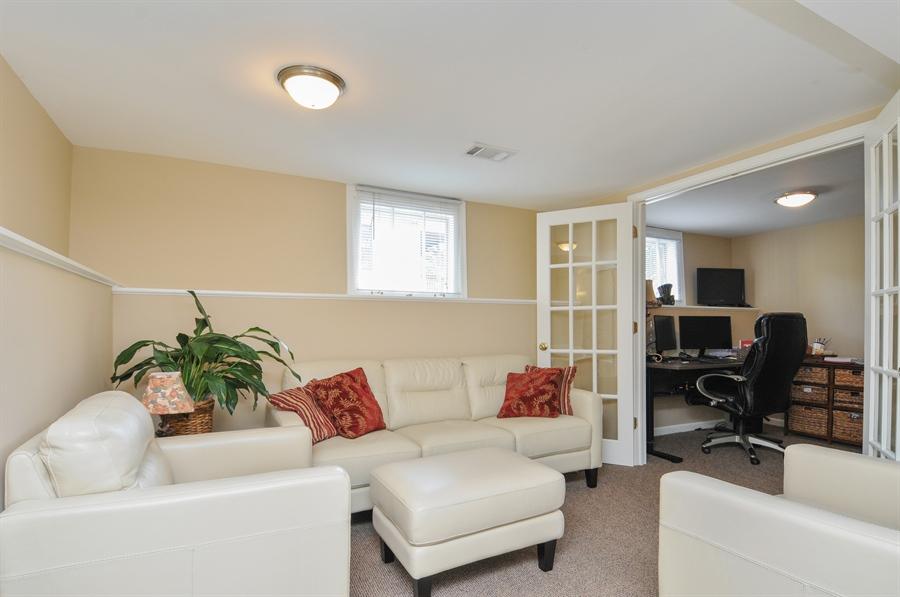 Real Estate Photography - 437 Carleton Avenue, Glen Ellyn, IL, 60137 - Family Room