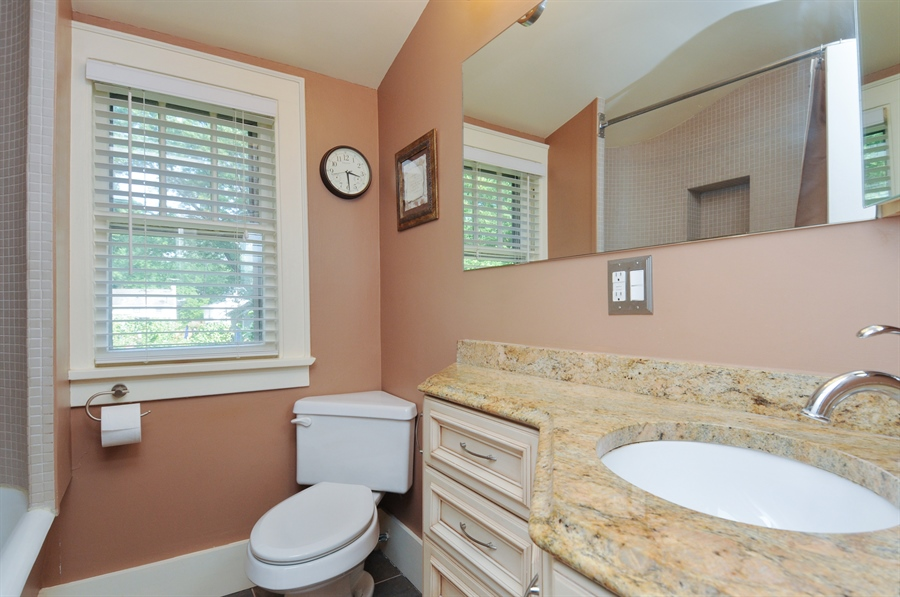 Real Estate Photography - 437 Carleton Avenue, Glen Ellyn, IL, 60137 - Bathroom