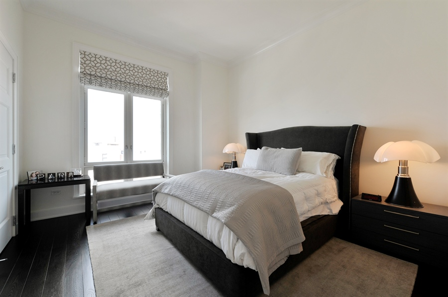 Real Estate Photography - 2550 N. Lakeview Avenue, Unit N1105-6, Chicago, IL, 60614 - 2nd Bedroom