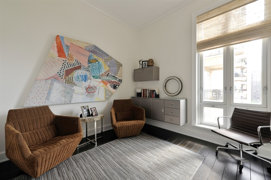 Real Estate Photography - 2550 N. Lakeview Avenue, Unit N1105-6, Chicago, IL, 60614 - 3rd Bedroom