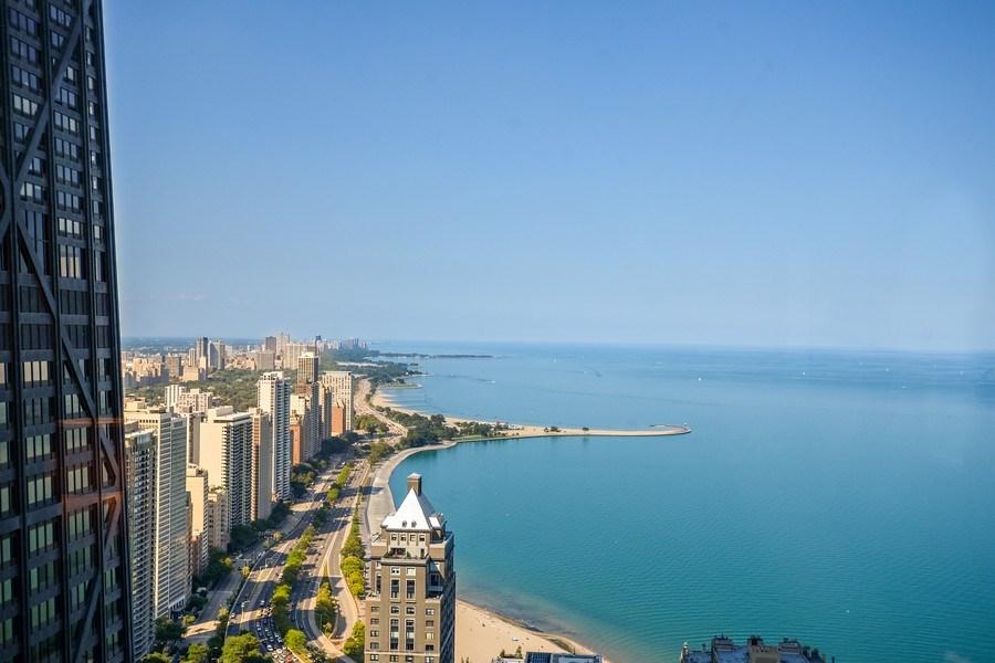 Real Estate Photography - 180 E. Pearson Street, Unit 4404, Chicago, IL, 60611 - View