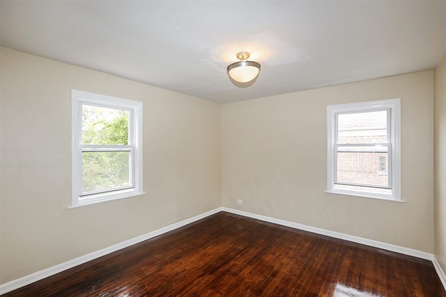 Real Estate Photography - 1056 W. 111TH Place, Chicago, IL, 60643 - Bedroom