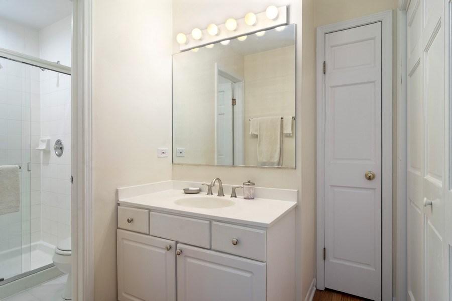 Real Estate Photography - 721 Concord Lane, Barrington, IL, 60010 - Master Bathroom