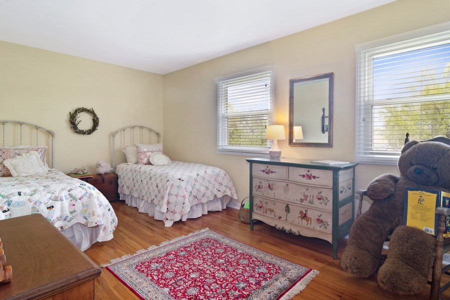 Real Estate Photography - 721 Concord Lane, Barrington, IL, 60010 - 2nd Bedroom