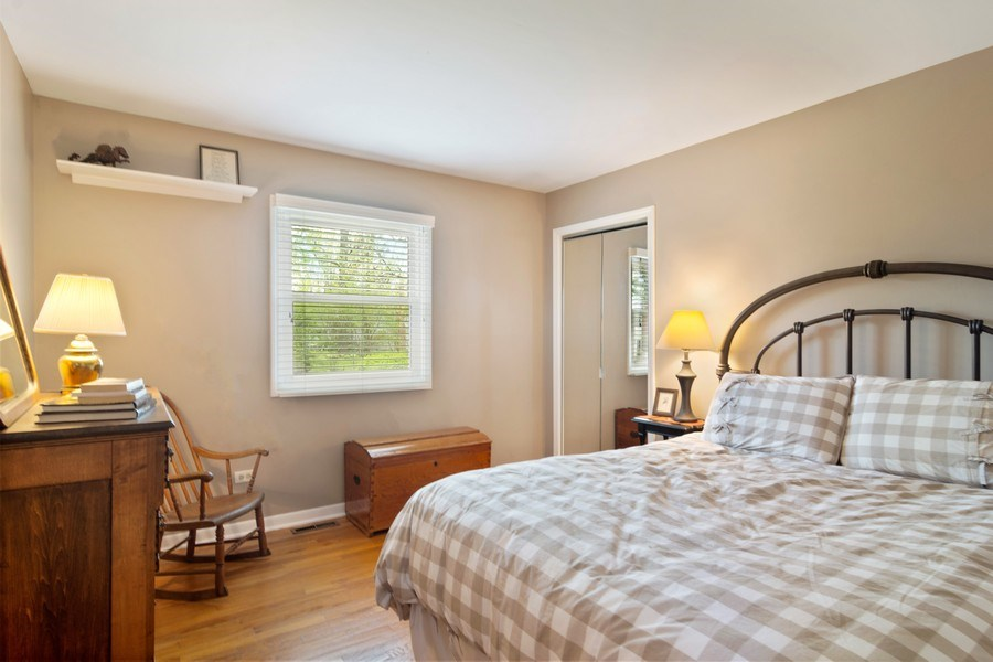 Real Estate Photography - 721 Concord Lane, Barrington, IL, 60010 - 3rd Bedroom