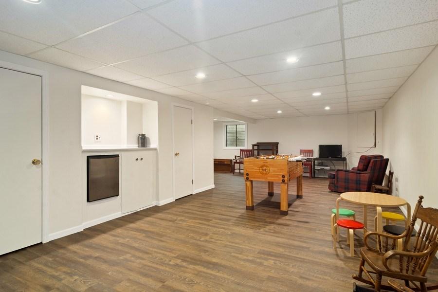 Real Estate Photography - 721 Concord Lane, Barrington, IL, 60010 - Lower Level