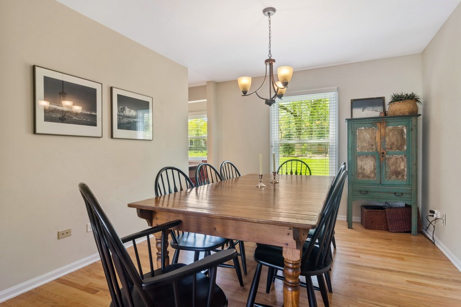 Real Estate Photography - 721 Concord Lane, Barrington, IL, 60010 - Dining Room