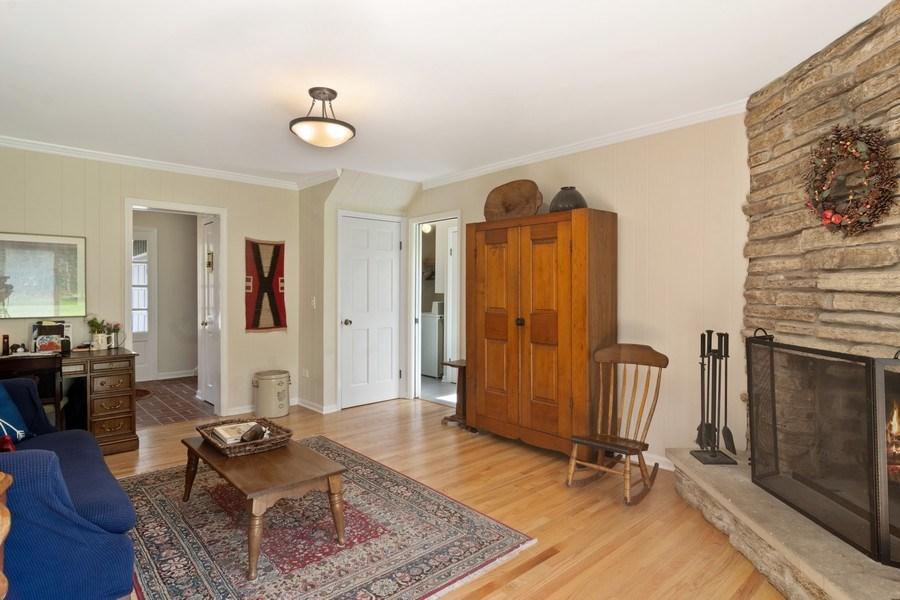 Real Estate Photography - 721 Concord Lane, Barrington, IL, 60010 - Family Room