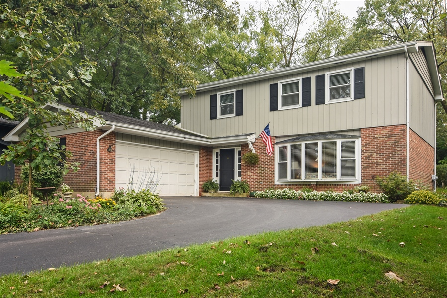 Real Estate Photography - 721 Concord Lane, Barrington, IL, 60010 - Front View