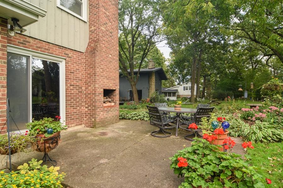 Real Estate Photography - 721 Concord Lane, Barrington, IL, 60010 - Patio