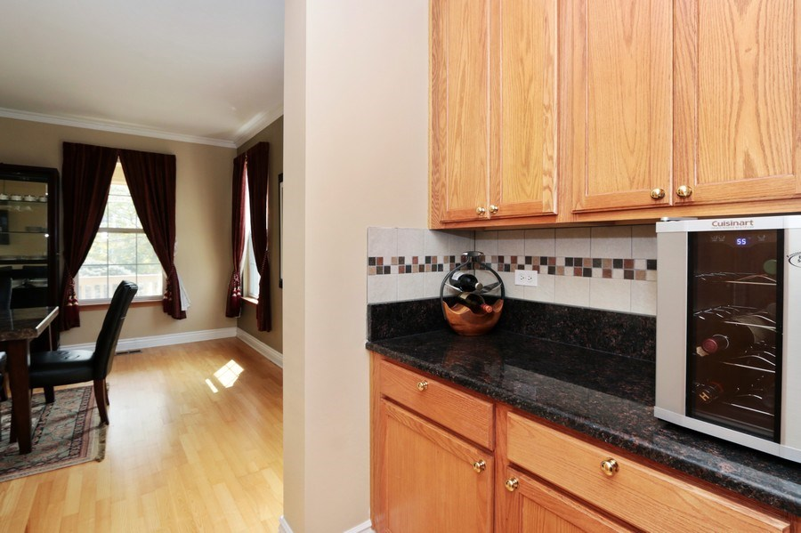 Real Estate Photography - 406 N. White Deer Trail, Vernon Hills, IL, 60061 - Pantry
