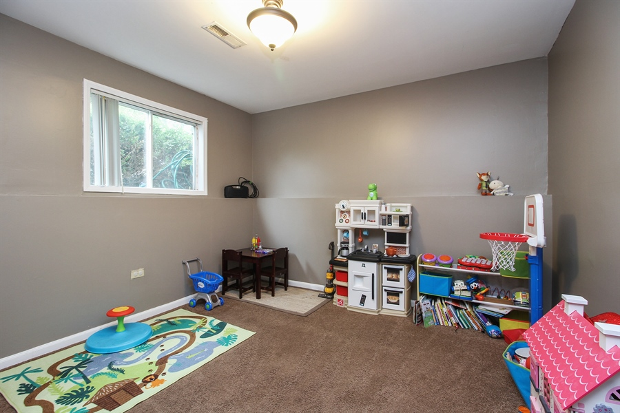 Real Estate Photography - 3324 Hopkins Street, Steger, IL, 60475 - Family Room