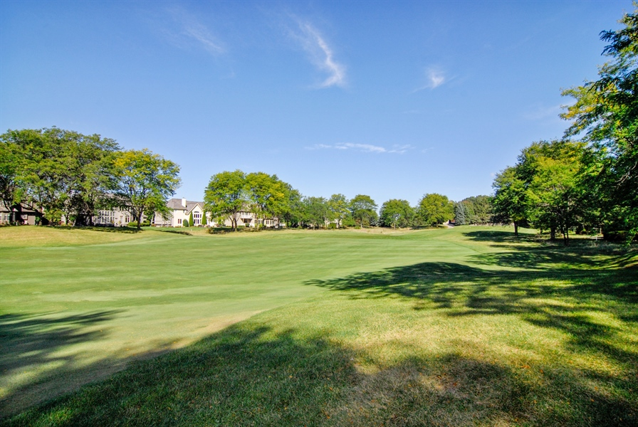 Real Estate Photography - 1090 Chadwick Court, Aurora, IL, 60502 - Golf Course