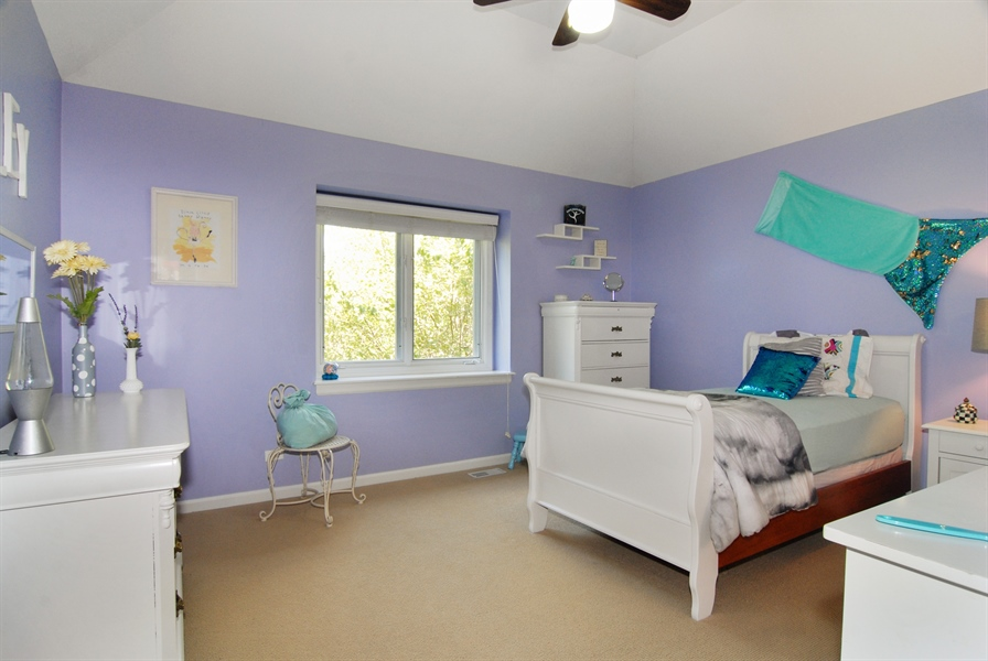 Real Estate Photography - 1090 Chadwick Court, Aurora, IL, 60502 - 4th Bedroom