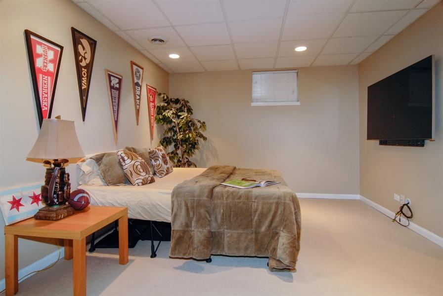 Real Estate Photography - 1090 Chadwick Court, Aurora, IL, 60502 - Bonus Room