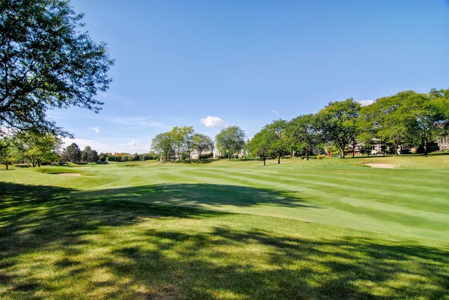 Real Estate Photography - 1090 Chadwick Court, Aurora, IL, 60502 - Golf Course